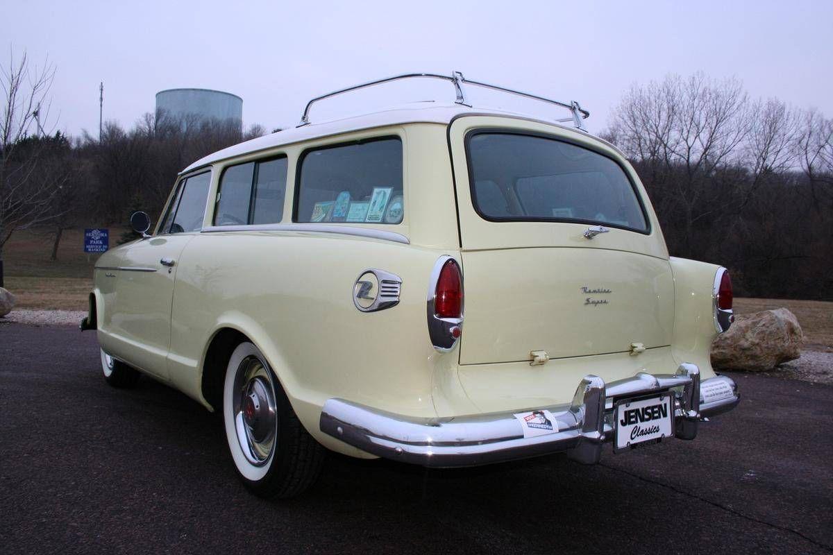 1960 AMC Rambler American Wagon | Wagoneers, Ramblers and other ...