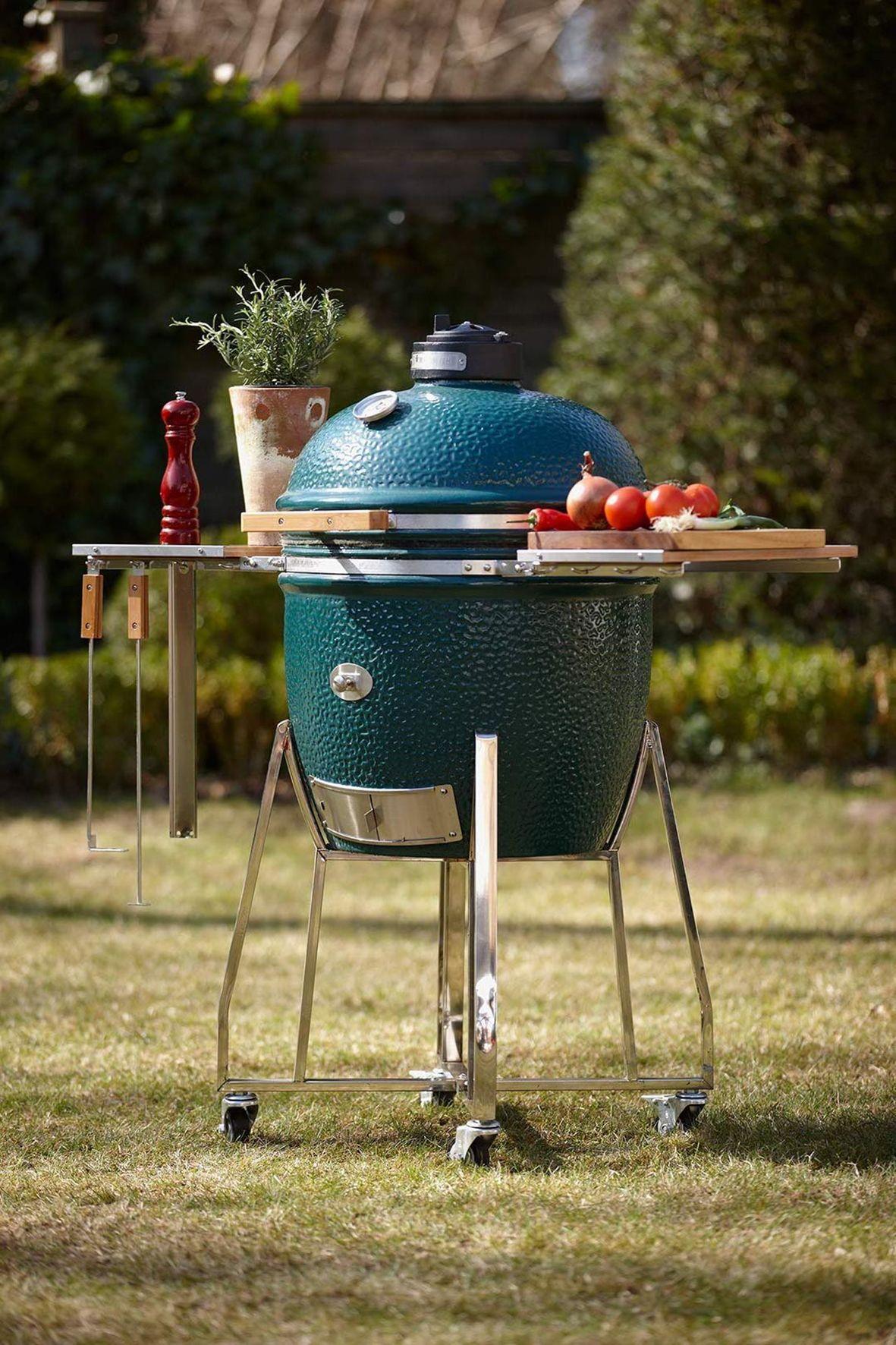 Modele Barbecue barbecueandco #barbecue #grill - modèle monolith - barbecue&co