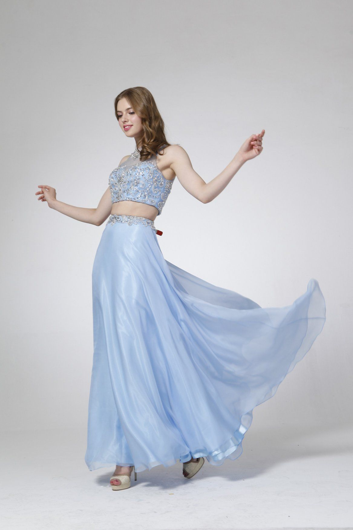 Feel like a princess in this dress from cinderella divine