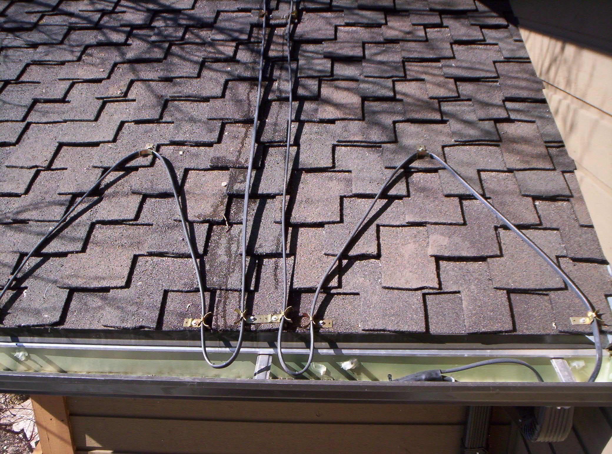 Heat Tape Heat Tape Ice Dams Gutter