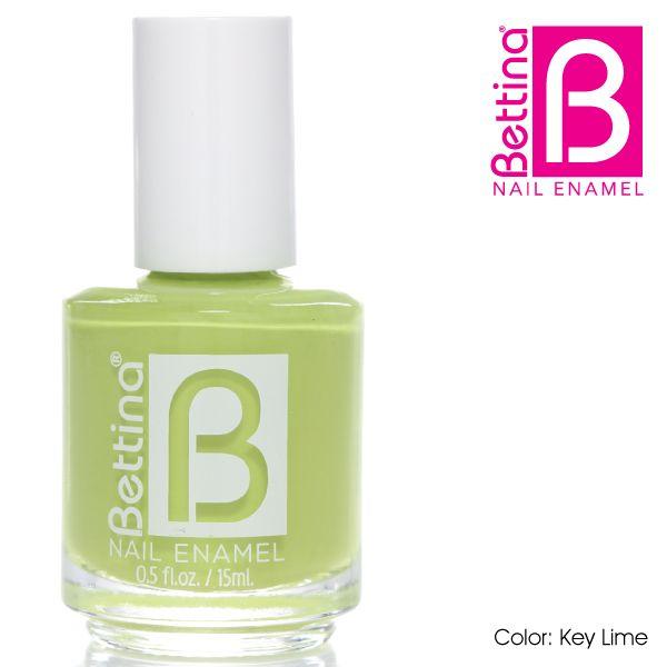 Atrévete a pintar tus uñas con un tono diferente... #Bettina ...