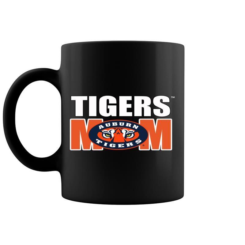 Auburn Tigers Auburn University Tigers Mom Coffee Mug 11 15 Oz Mom Coffee Tiger Moms Auburn Tigers