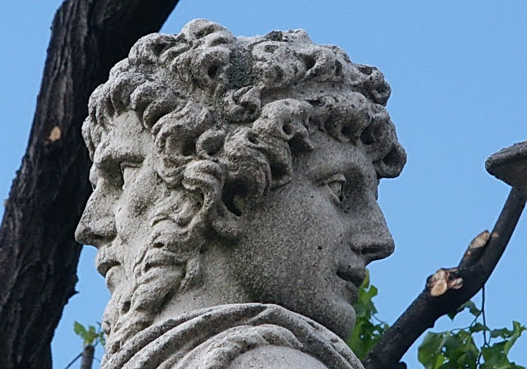 Image result for PHOTO OF STATUE OF JANUS