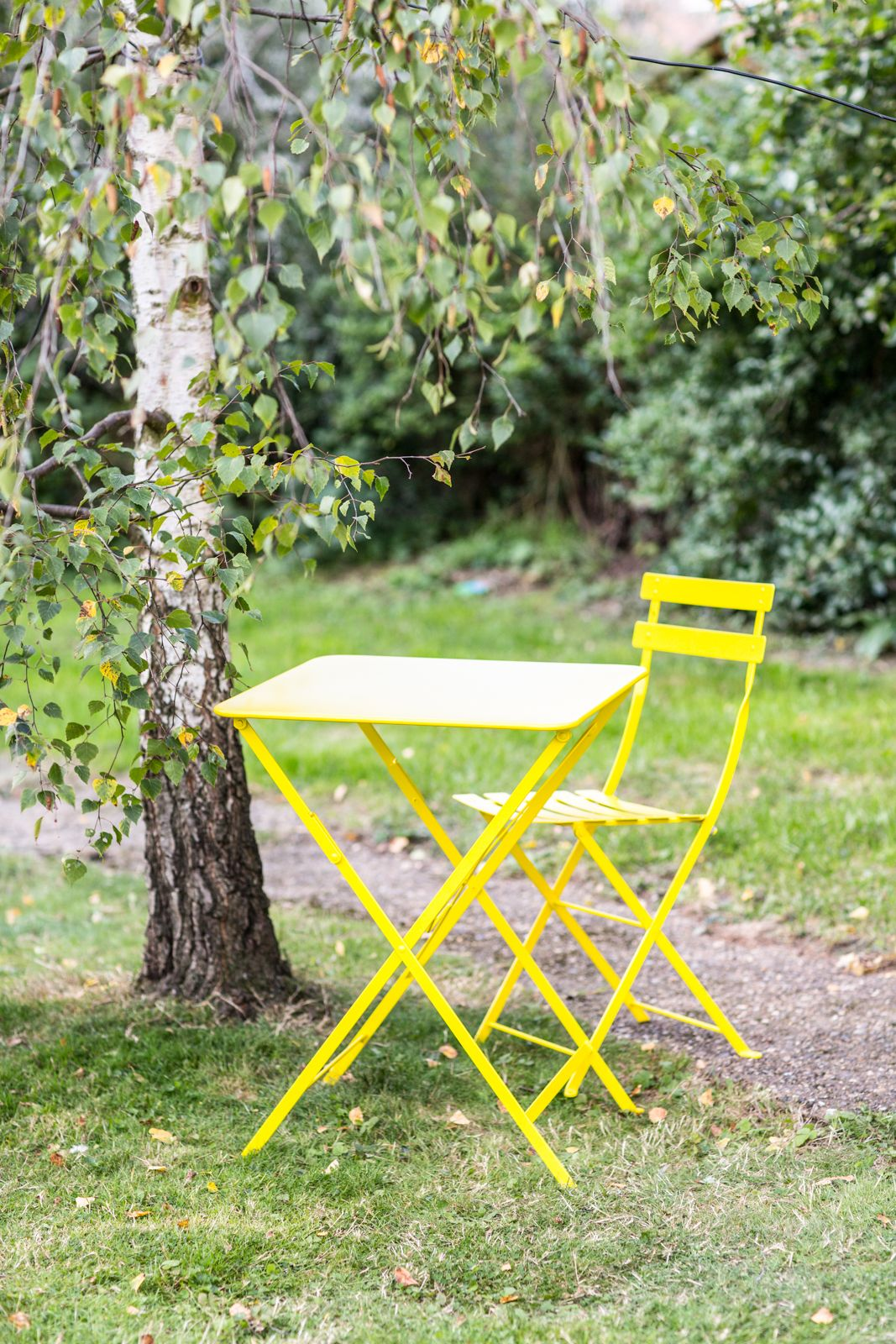 Fermob Square Folding Bistro Table The Balcony Gardener Outdoor Furniture Sets Bistro Table Fermob