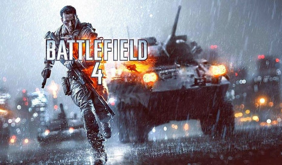 Battlefield 4 620mb Highly Compressed With Images