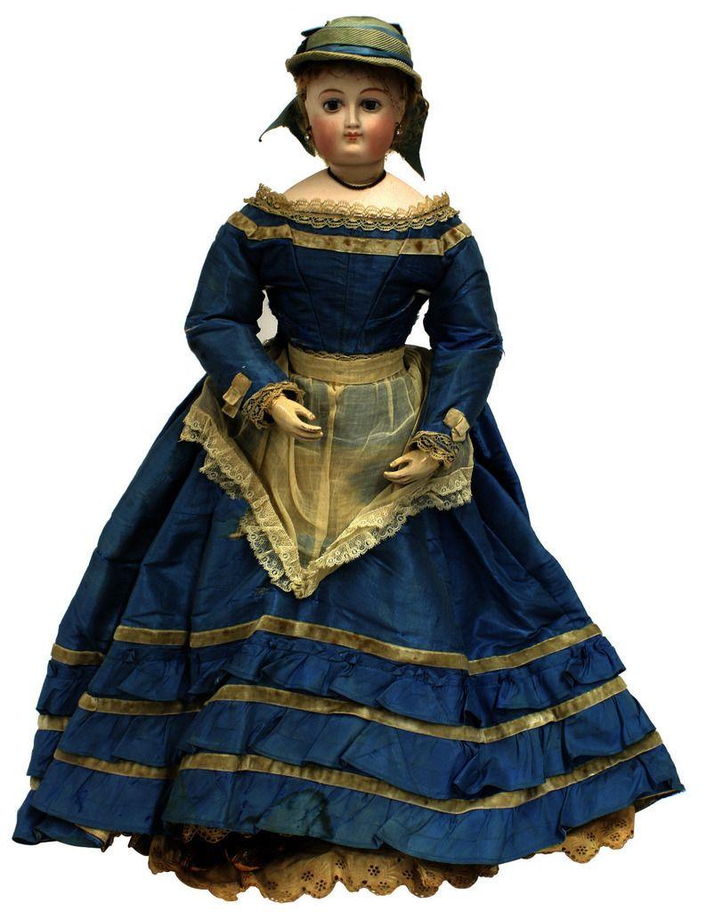 French Fashion Doll