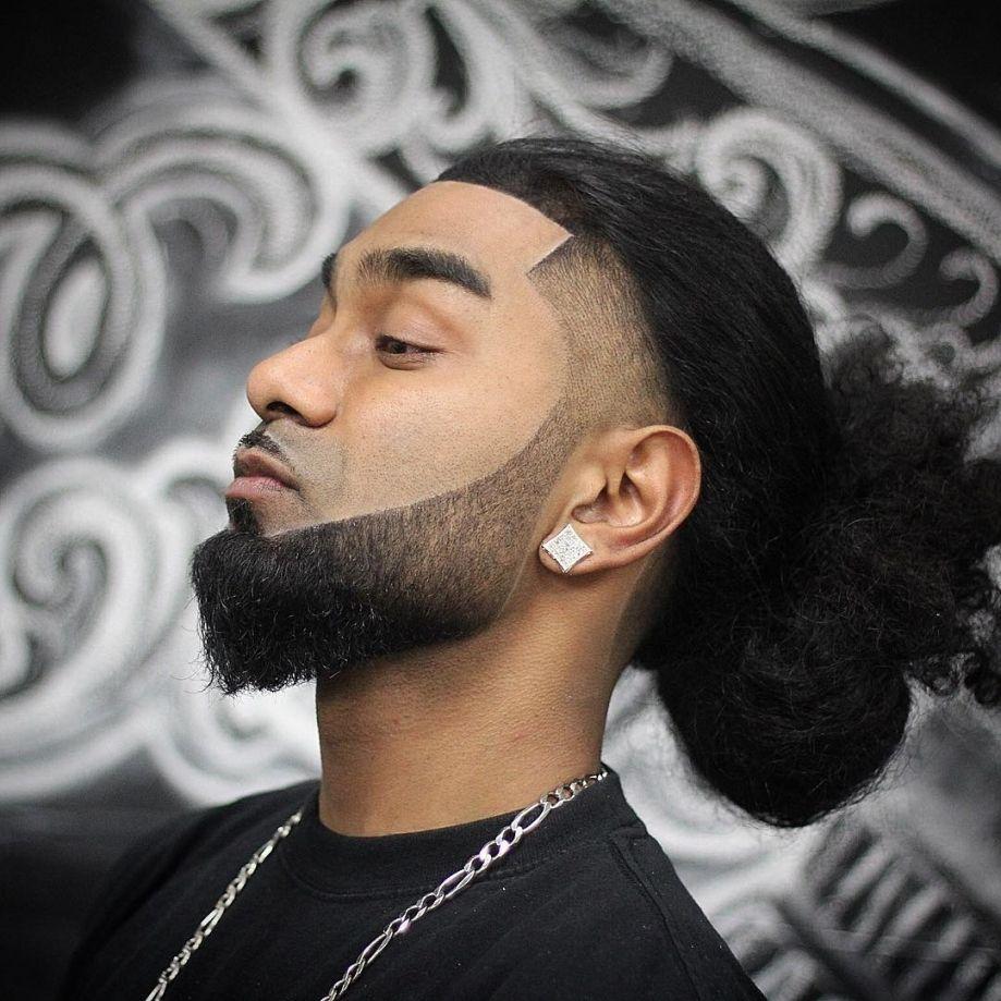 pin on black men with beards ❤✊✊