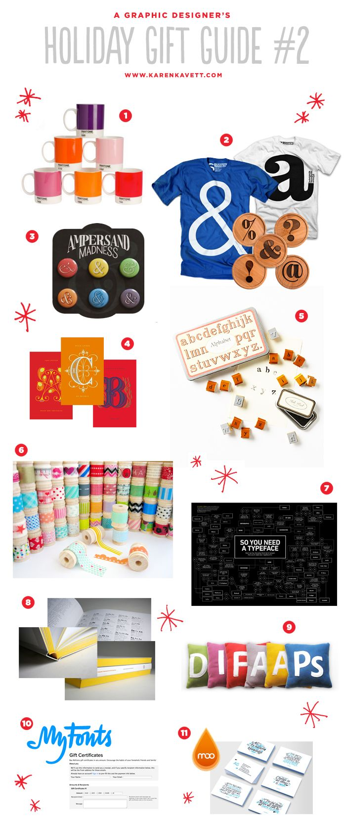 Pin By Karen Kavett On 2013 Projects Holiday Gift Guide Holiday