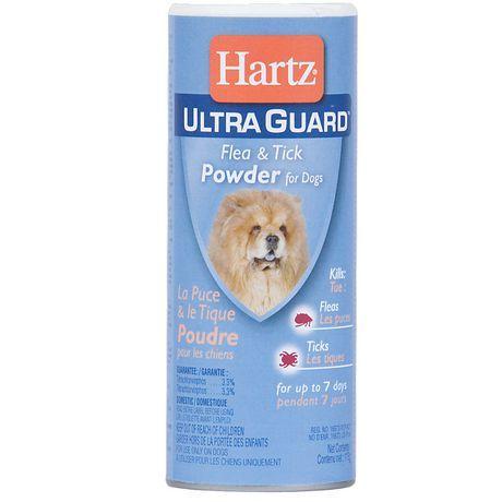 Hartz Ultraguard Flea Tick Powder For Dogs 115 G Tick Powder Fleas Flea Powder For Dogs