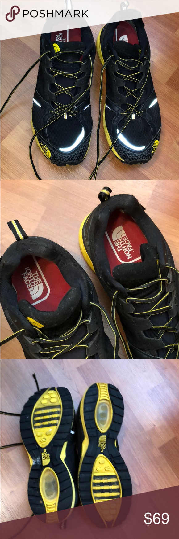 North Face Gore-Tex Snake Plate Shoe