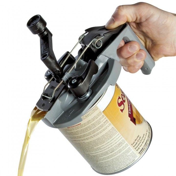 Rockler Mixing Mate Paint Lid Quart Size Stir Pour And Store Can Lids Paint Cans General Finishes Milk Paint