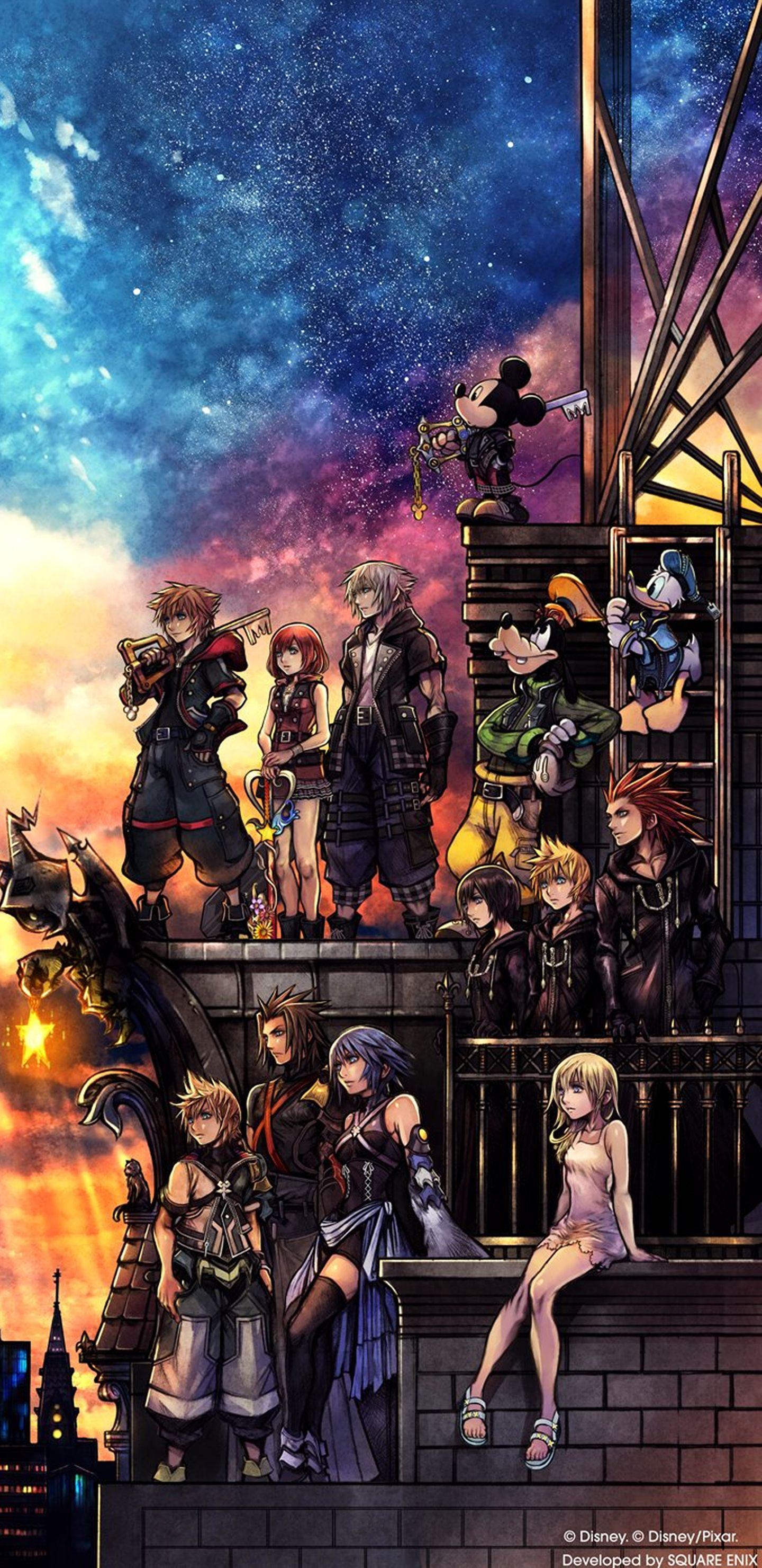 Kingdom Hearts おしゃれまとめの人気アイデア Pinterest Kaht O