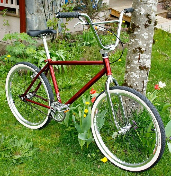 Custom built 24 inch cruiser | BMX Cruisers | Pinterest ... Custom Built Bicycle