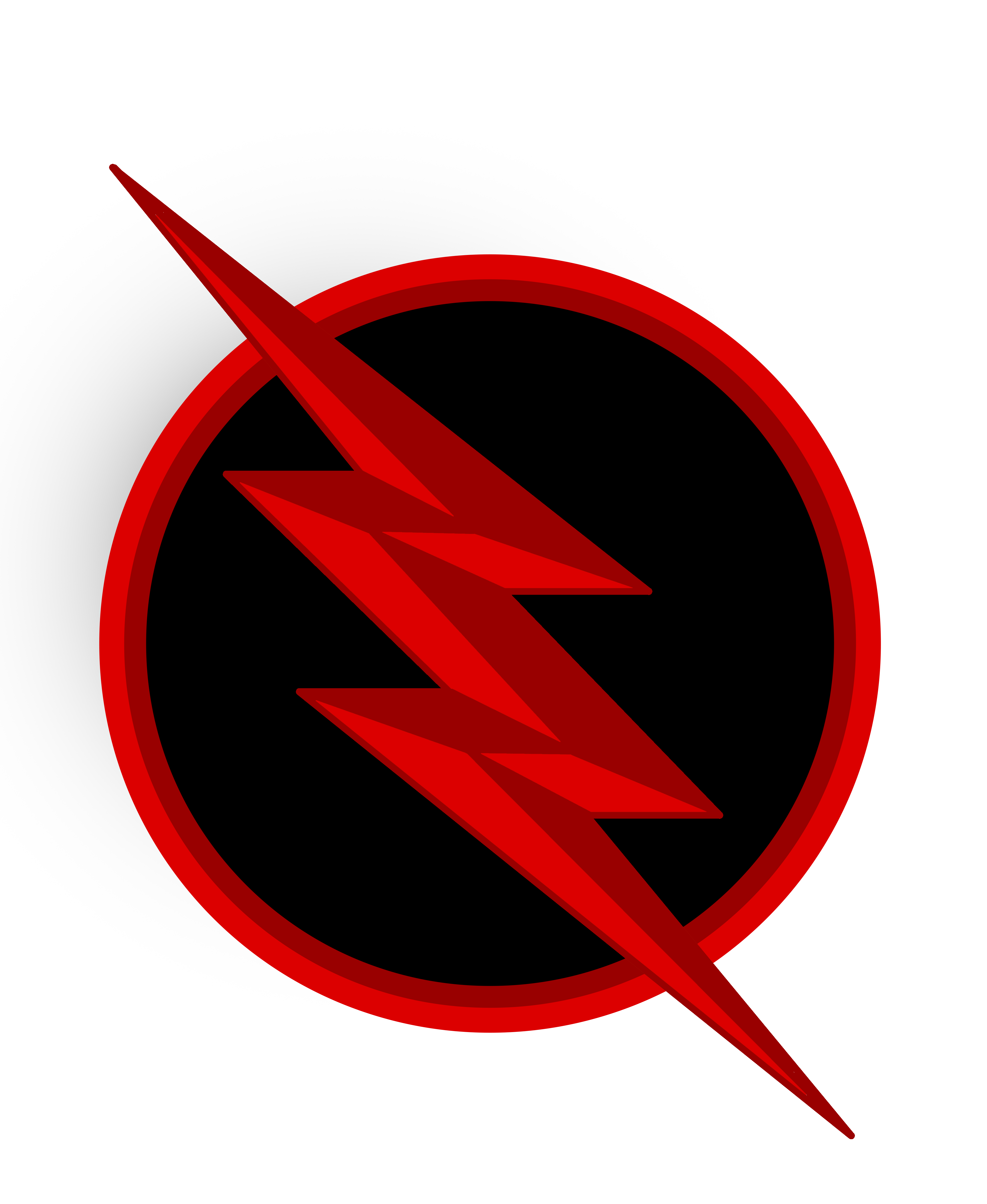 Flash Wally West Logo Superhero Decal Png Clipart Comic Comics Decal Flash Flash Logo Free Png Download Flash Logo Wally West Flash