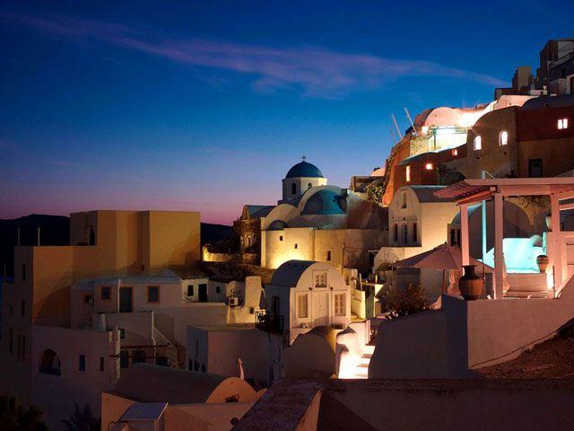 Otra fotografía de la isla de #Santorini en #Grecia