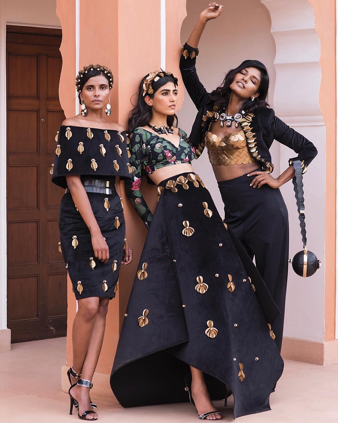 Ogaan India On Instagram Shivan Narresh Ogaan Hyderabad Join Us Tomorrow As We Unveil Our Favourite Res Indian Outfits Western Wear Dresses Asian Fashion