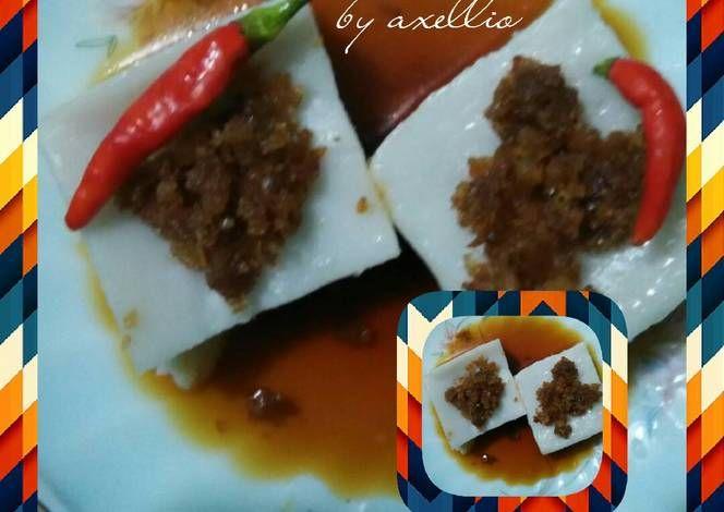 Resep Kiam Ko Kue A K A Talam Ebi Oleh Axellion Resep Resep Makanan Makanan Kue
