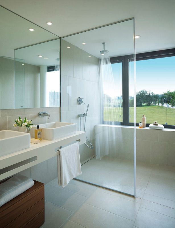 Que entre la luz | decoration and architecture | Bathroom, Window in ...