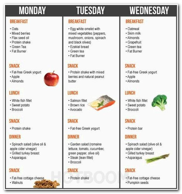 Diet Program To Lose Body Fat