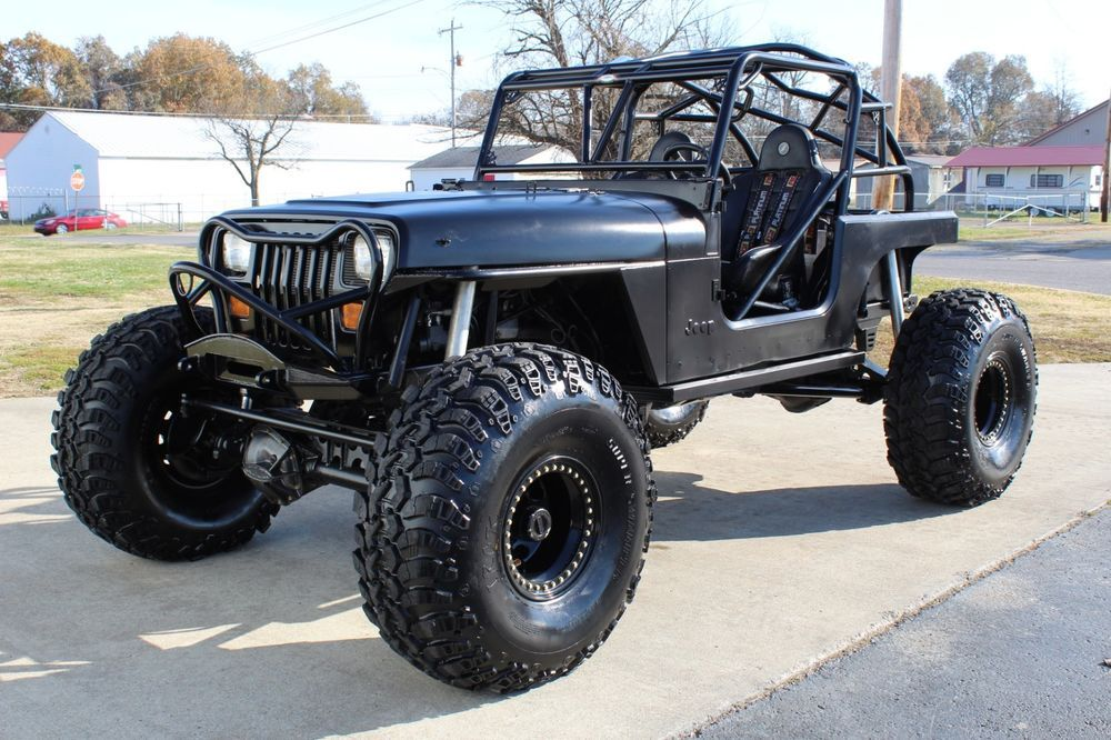 Ebay 1995 Jeep Wrangler 1995 Jeep Wrangler Yj Custom Rock Crawler Must See Shipping Starts At 199 Jeep Wrangler Jeep Wrangler 1995 Jeep