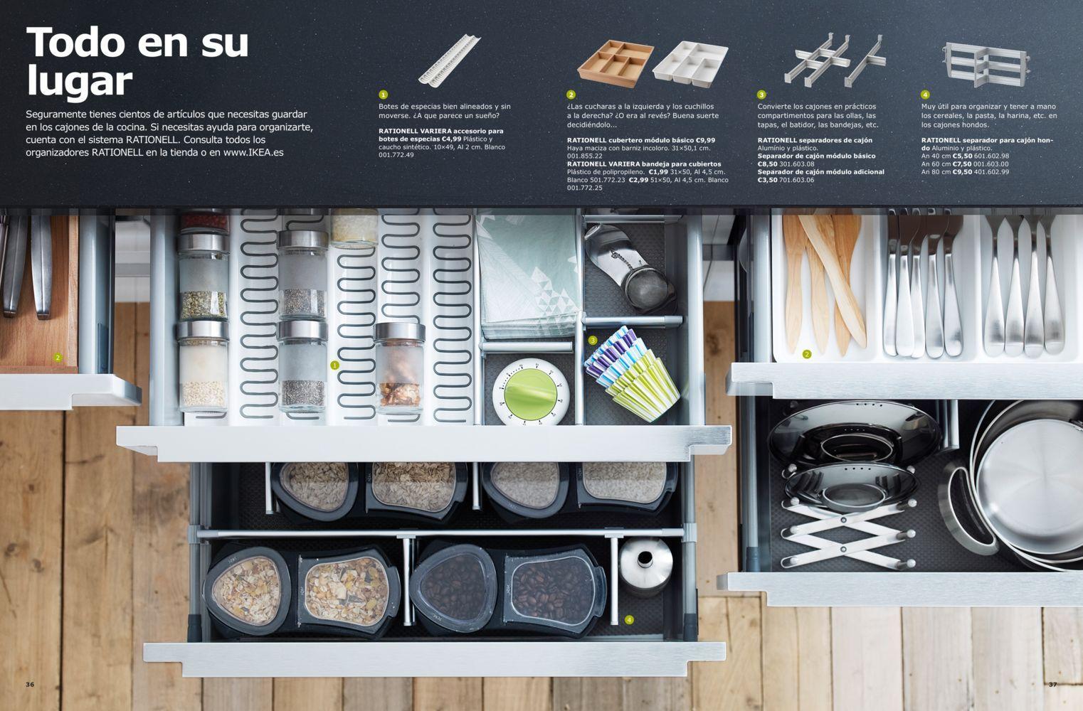 Ikea Catalogue 2013 Cocina Pinterest Cocinas # Muebles Cocina Ikea Faktum