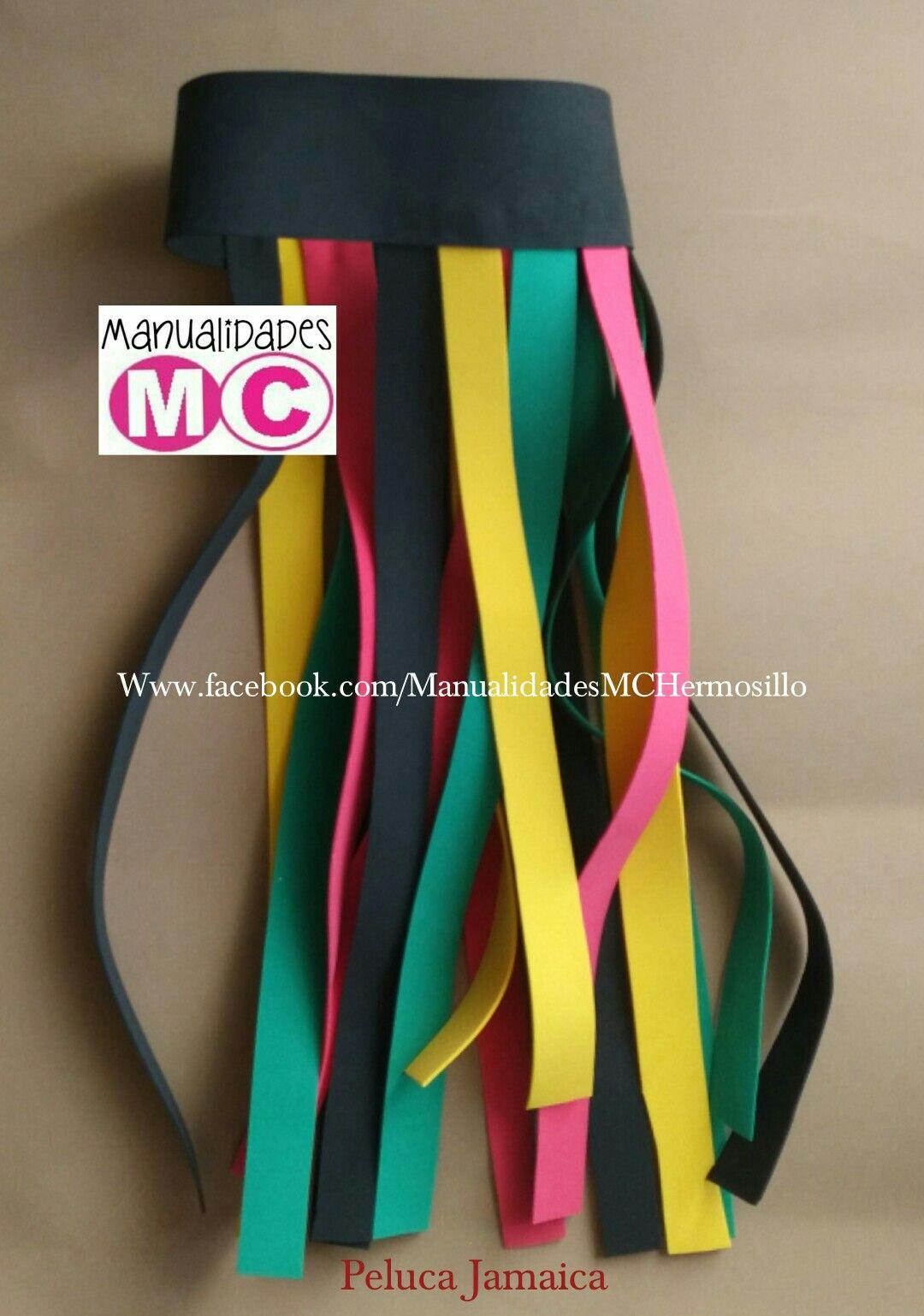Peluca De Fomi Jamaica Art Craft Store Get Directions Manualidades
