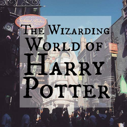 Vacation Tips Reviews Wizarding World Of Harry Potter Wizarding World Harry Potter