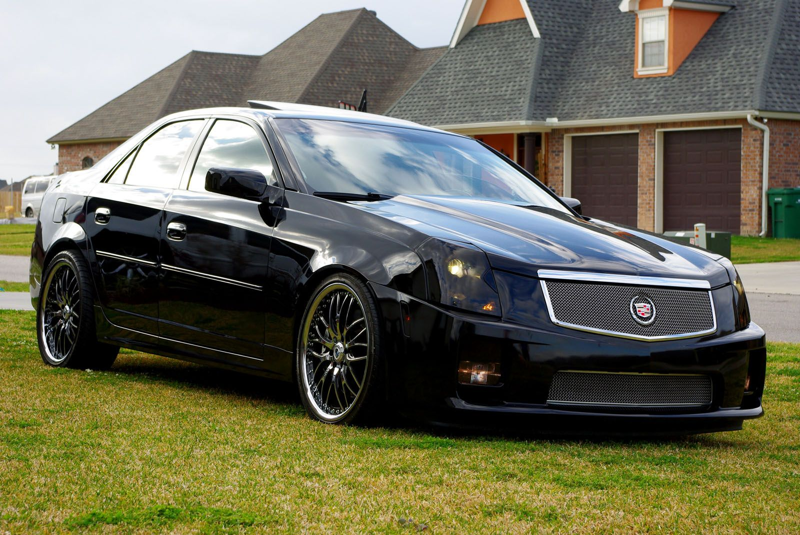 cadillac road coupe custom exhaust v cts youtube test watch