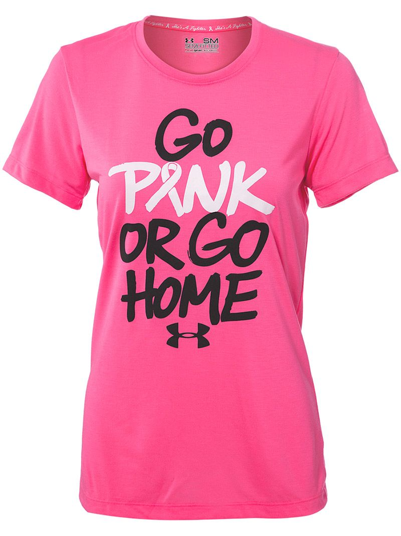 under armour pink shirt  a1ca3f251