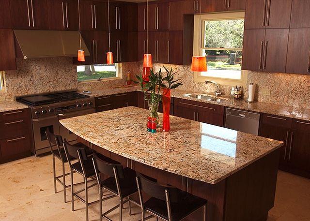 solarius granite Kitchen Granite kitchen, Granite