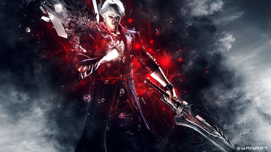 Pin Di Devil May Cry