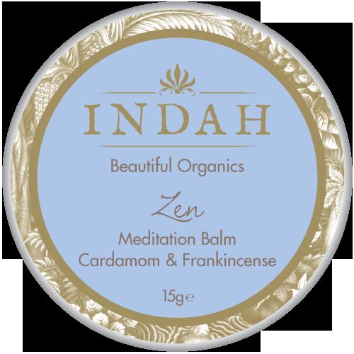 Indah Organic Zen Perfume Balm