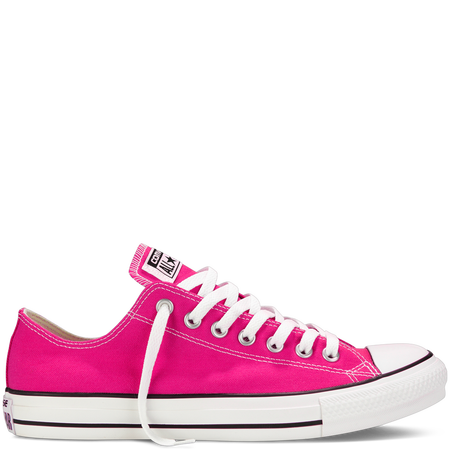 Converse pink my favorite color. I want these shoes