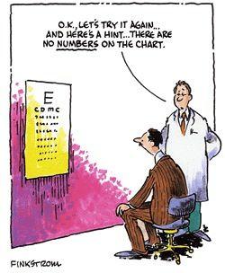 Eye Chart Humor Eye Jokes Work Humor Optometry Humor