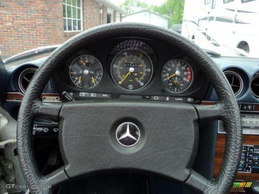 1980 Mercedes-Benz SL Class 450