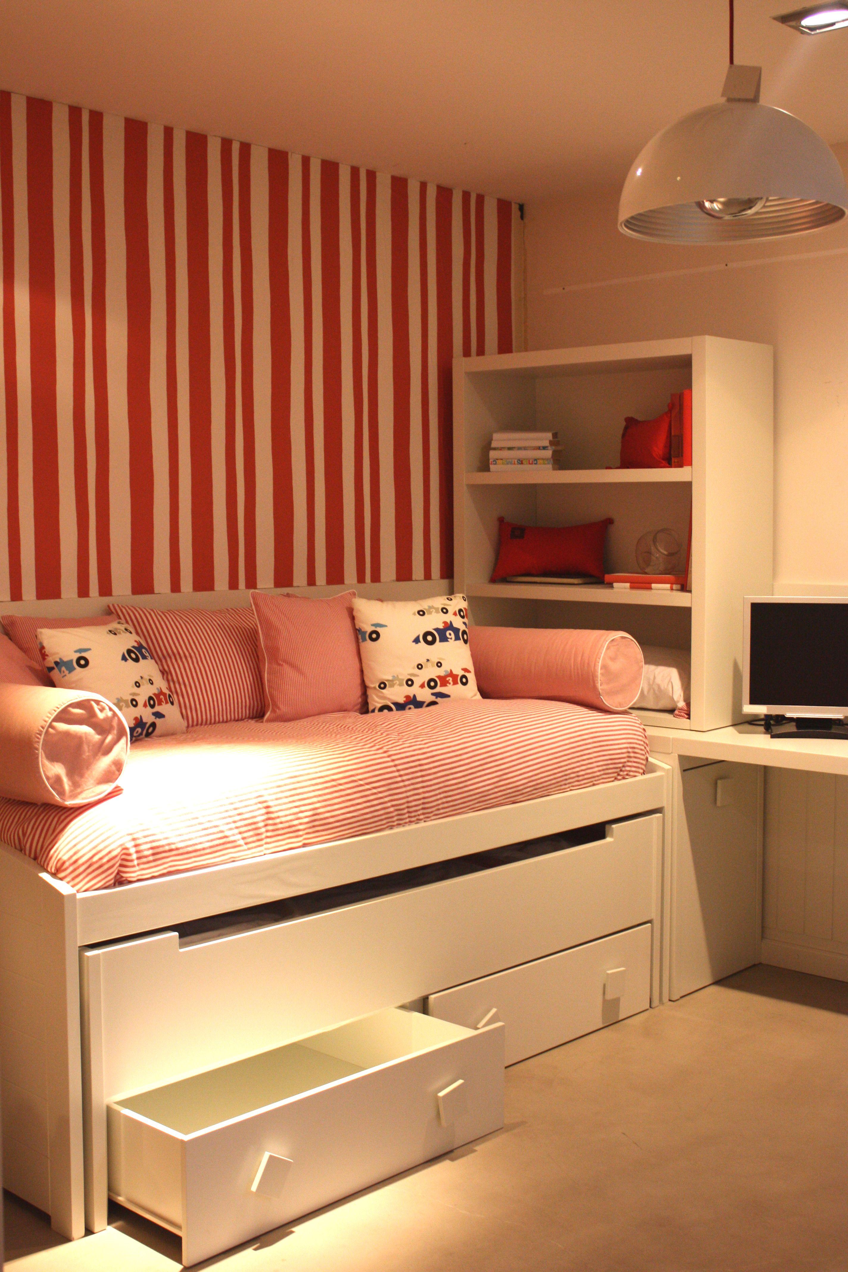 Colección a medida Juveniles - EL GLOBO MUEBLES | Dormitorio Juvenil ...