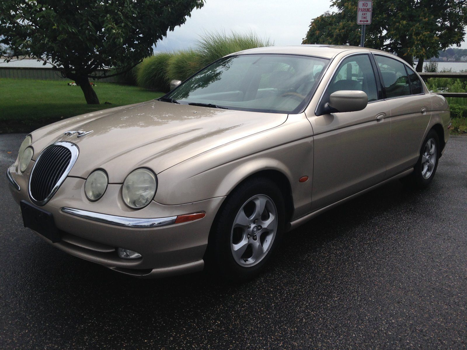 2001 Jaguar S Type 3.0