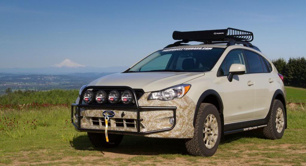 Subaru Crosstrek Winch Google Search Subaru Lifted