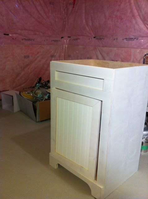 Brilliant Idea To Make A Cabinet Door Use T Flooring For The Frame