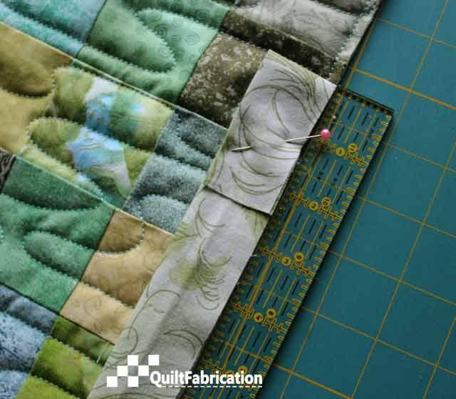 Quilt Binding, Quilting Tutorials