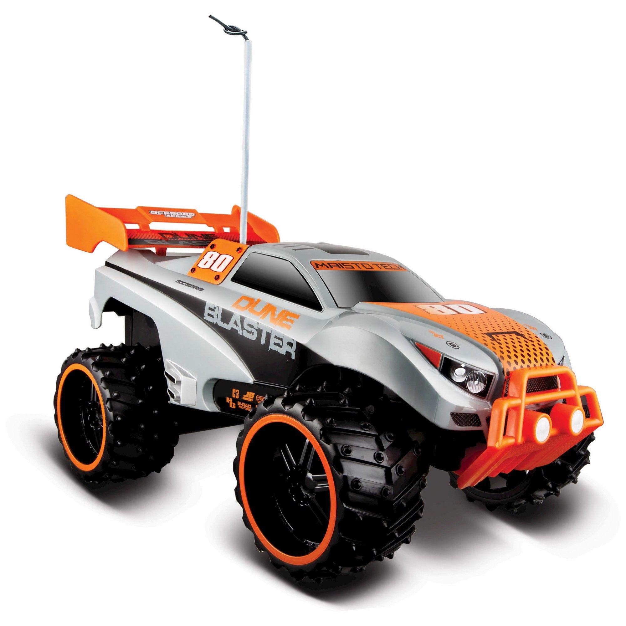 Maisto Remote Control RC OffRoad Dune Blaster 116