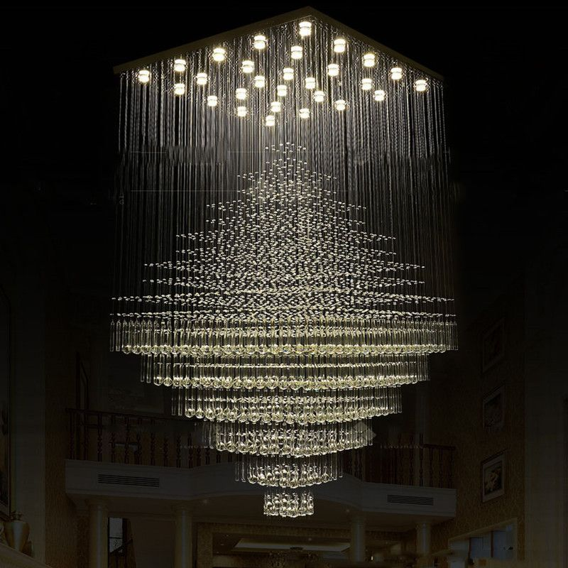 Buy modern large engineering crystal chandelier penthouse villa buy modern large engineering crystal chandelier penthouse villa property grade staircase crystal lamps big luxury crystal chandelier 83198 icon2 aloadofball Choice Image