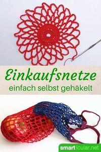 Photo of Crochet shopping net – self-made alternative to plastic bags