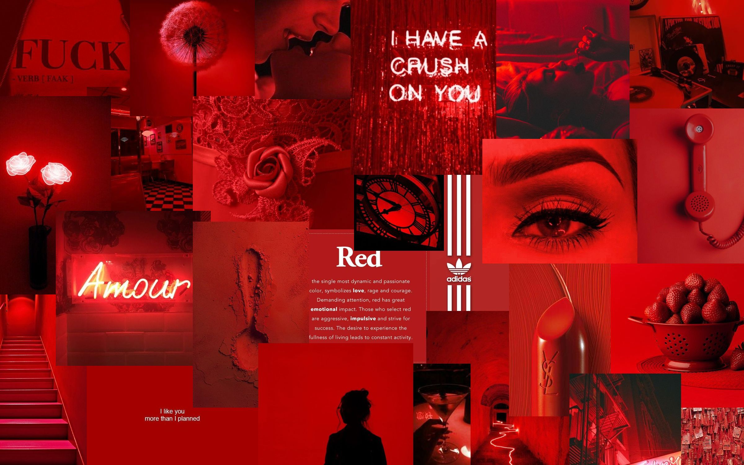 Wallpaper For Laptop Red