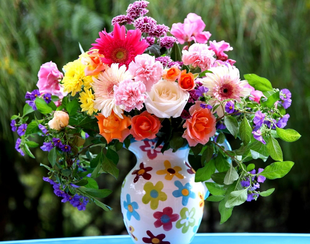 High Resolution Flower Bouquet Images Hd Google Search Rose Flower Wallpaper Beautiful Flower Arrangements Flower Vase Arrangements