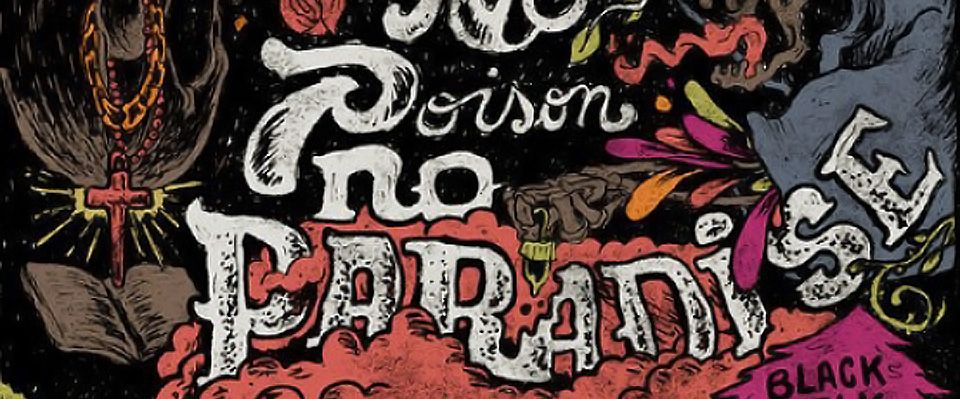 Black Milk No Poison No Paradise Cover  Release Date