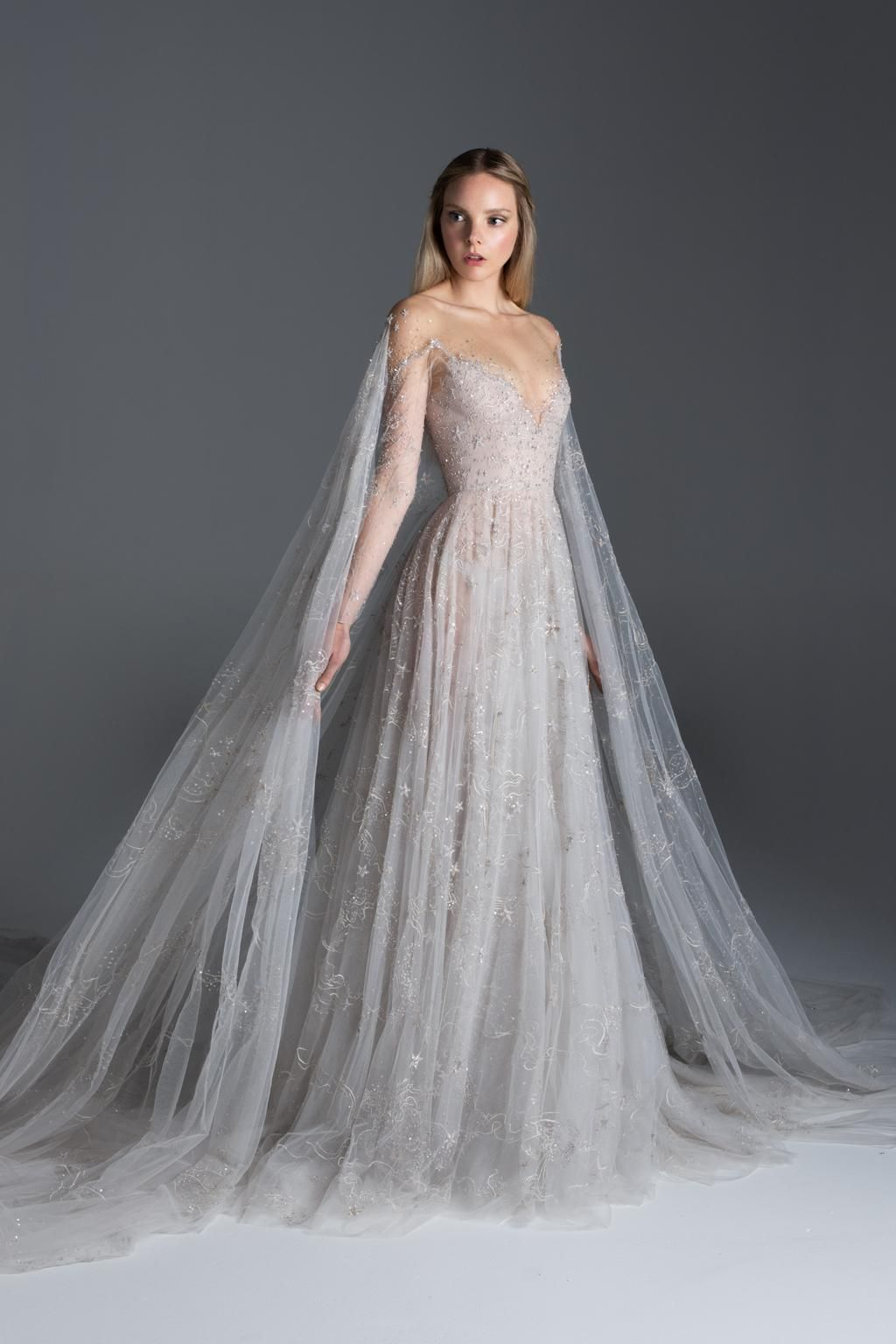 Photo of Paolo Sebastian haute couture spring 2019