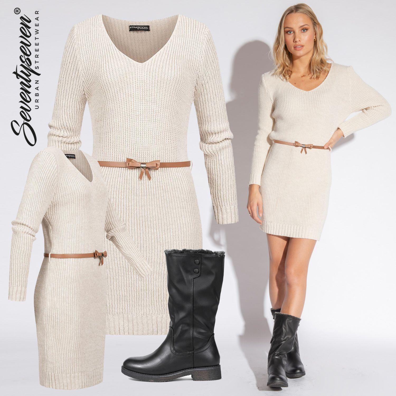 Süßer Look mit Kleid nur 62,98 €