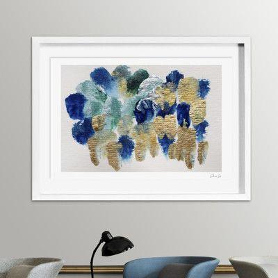 Wade Logan Westlake Framed Painting Print Size: 32\