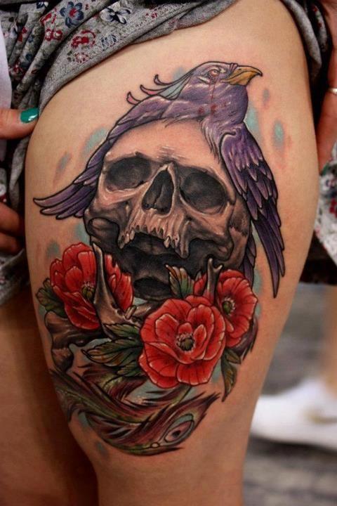 Sick tattoo. #tattoo #tatttoos #ink